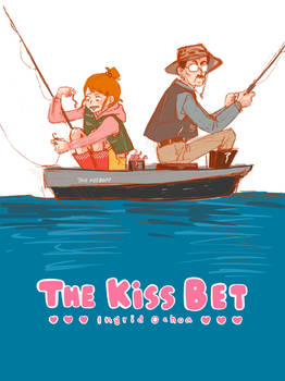 The Kiss Boat - fishing with dad