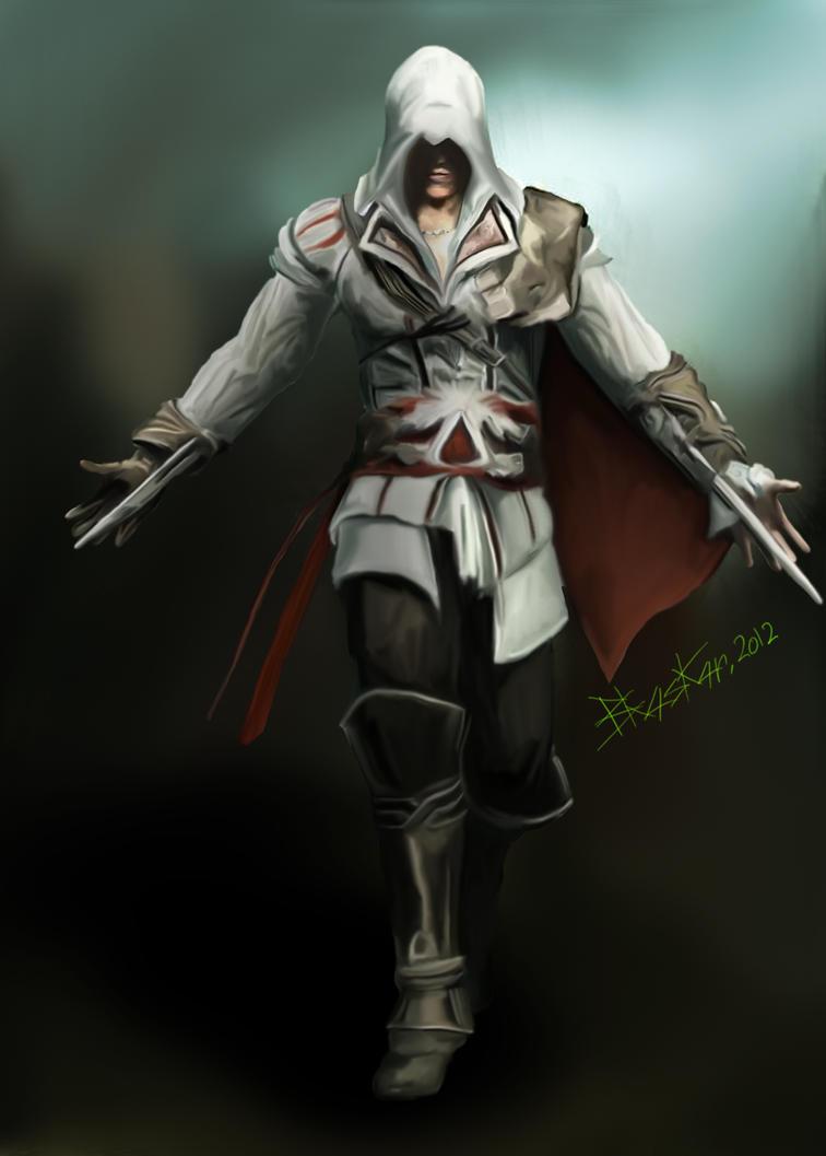 AC-Ezio by bhaskar655