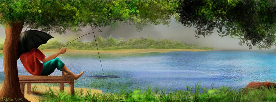 Fisherman by bhaskar655
