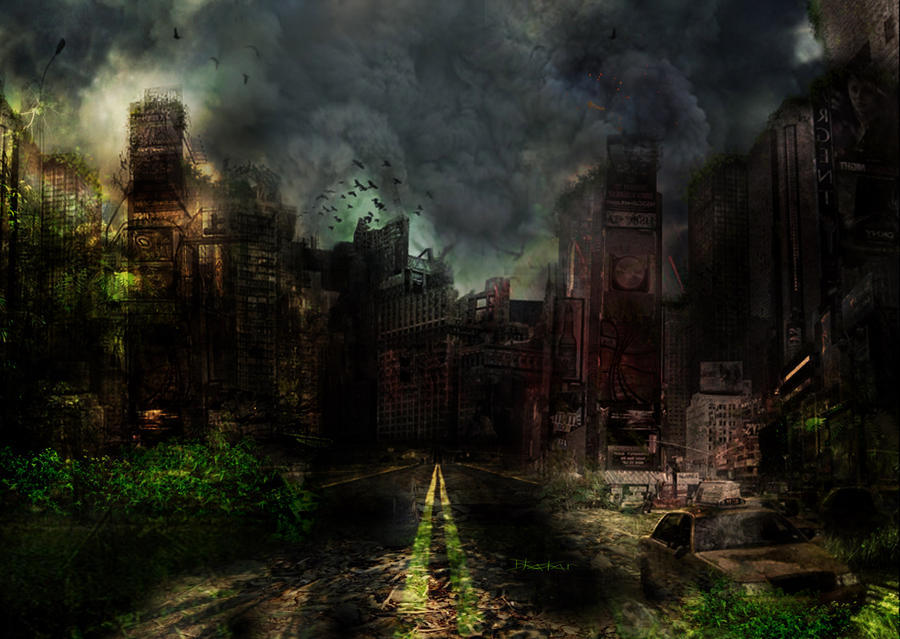 Apocalypse II by bhaskar655