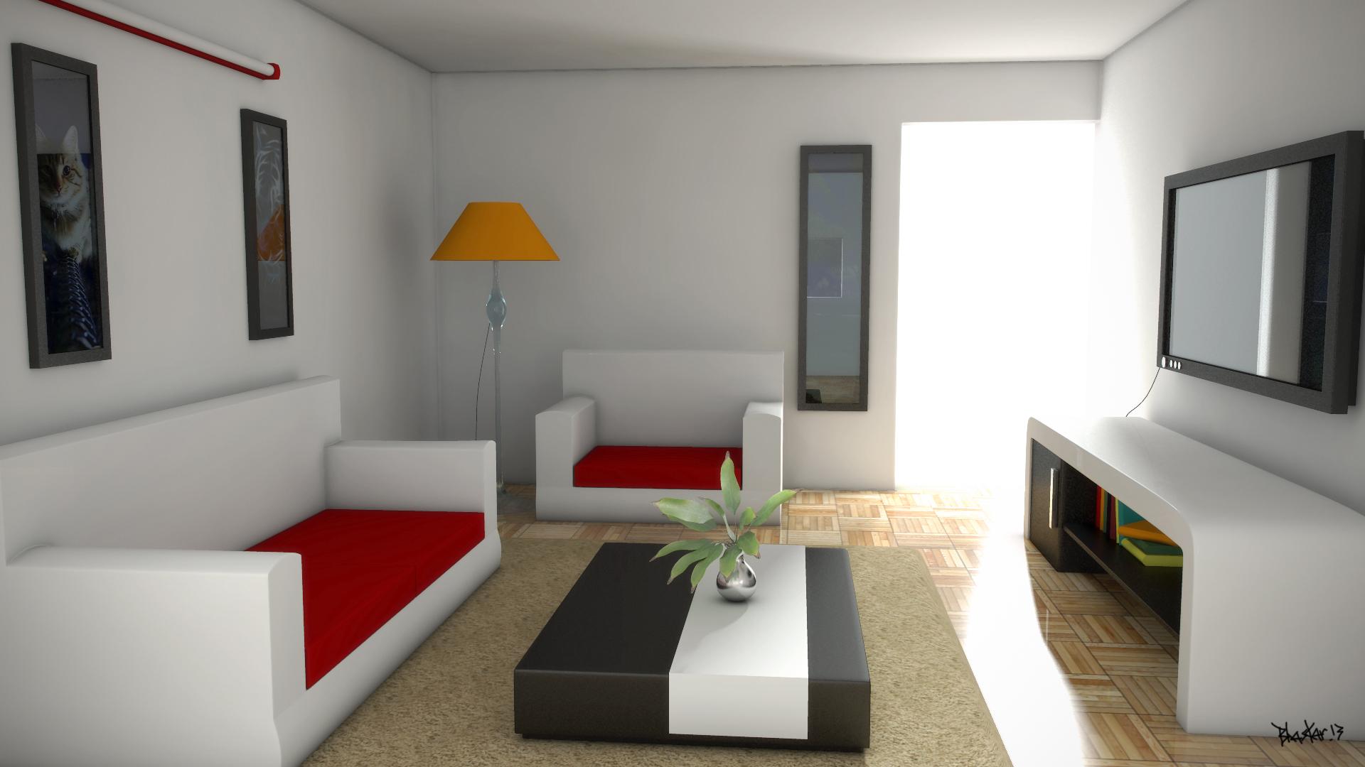 Interior 02 by bhaskar655