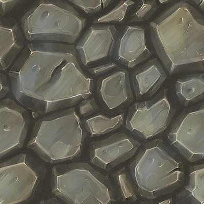 Tileable Stone Texture II by bhaskar655