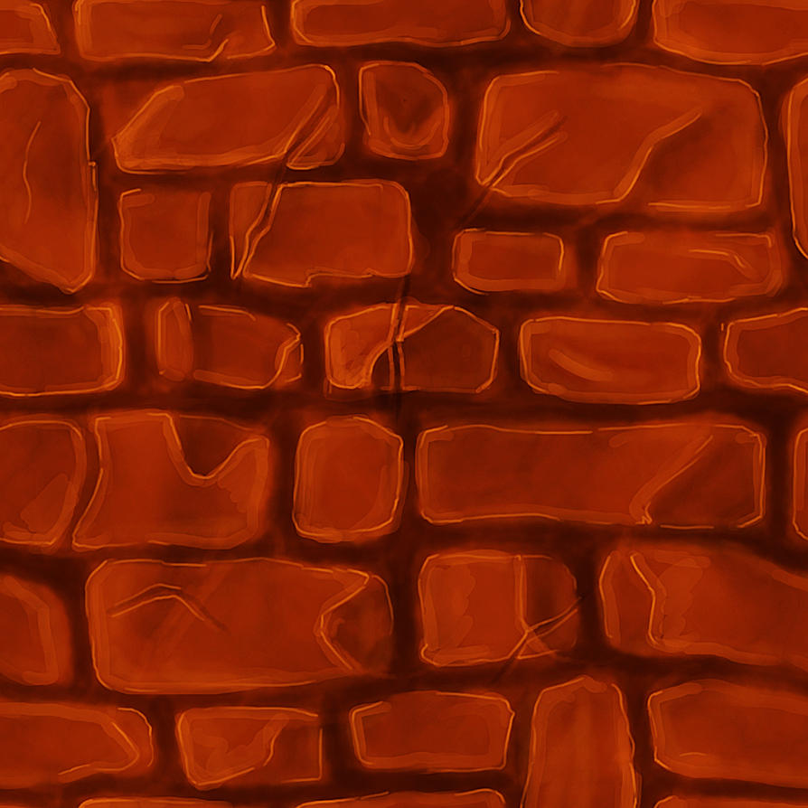 Tileable Brick Texture By Bhaskar655 On DeviantArt