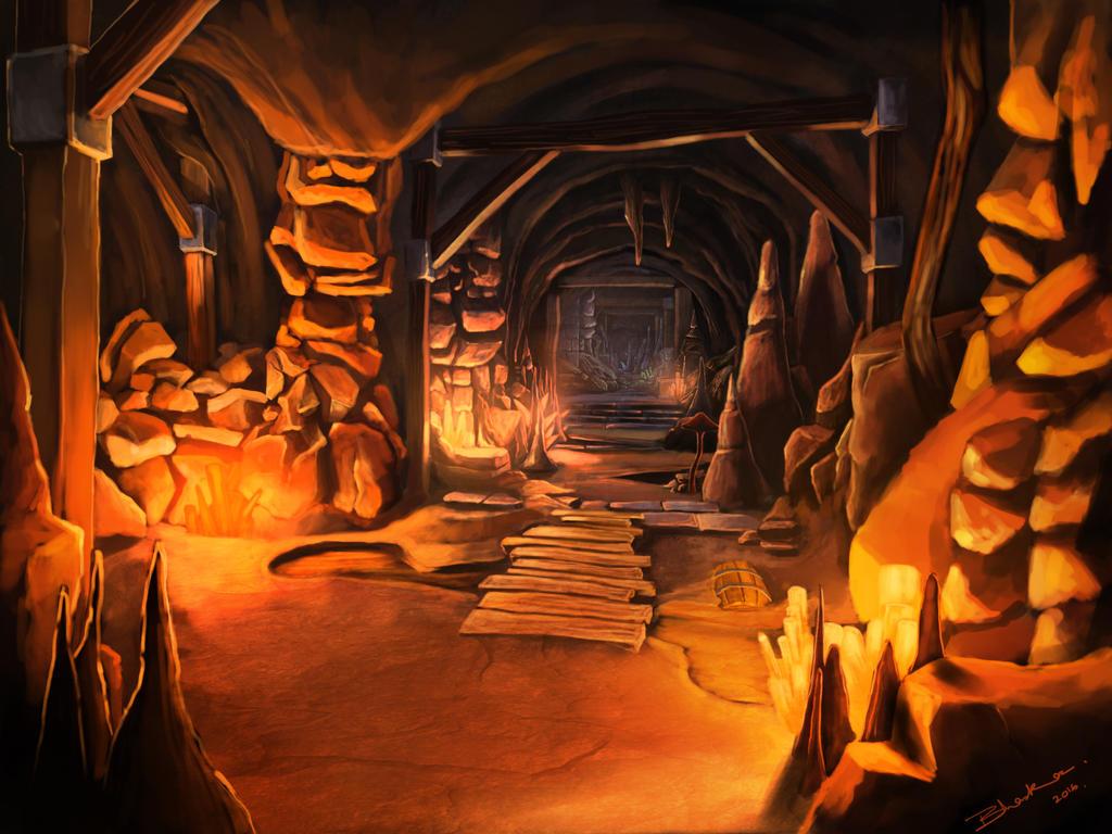 Caves by bhaskar655