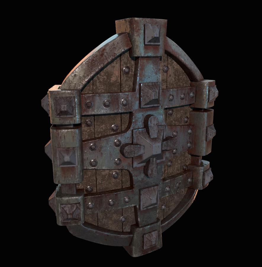 Shield by bhaskar655