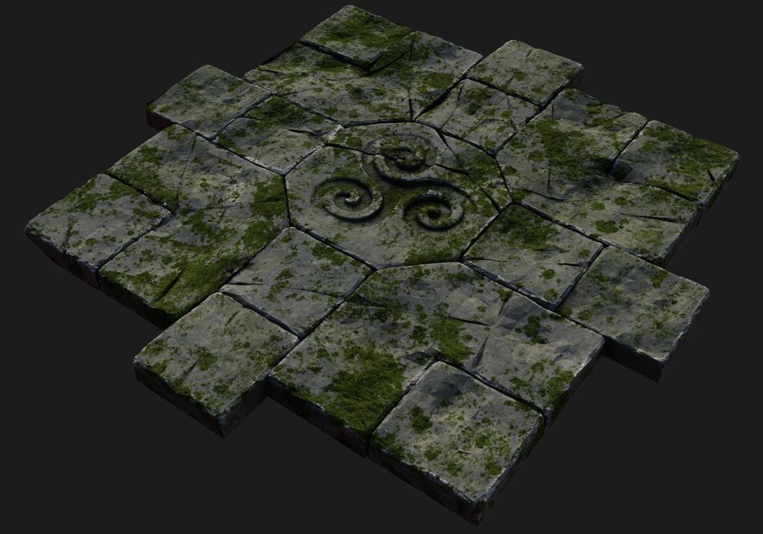 Tiles by bhaskar655