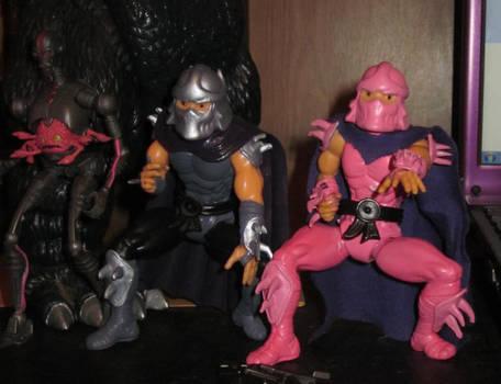 Custom Pink Shredder