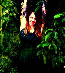 evil forest witch