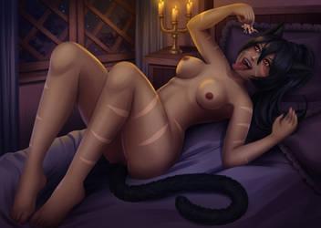 Room Service (NSFW Version) by SophiaKS