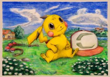 Pikachu 2017 by SSsilver-c