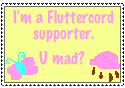 Fluttercord Support Stamp by Rosethethief