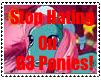 MLP G3 Support Stamp by Rosethethief