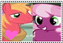 Cheerimac Support Stamp by Rosethethief