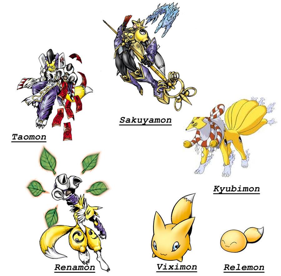 digimon veemon evolution - photo #18