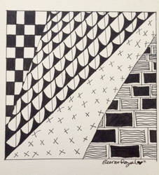 Zentangle by VISIONARYGirl