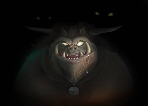 WIP: 'Old Bilbo called them Goblins.'