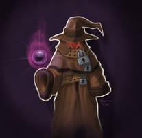 Spectral Sorcerer by cairn4