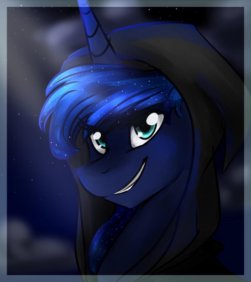 Luna portrait thing by Oscarina1234