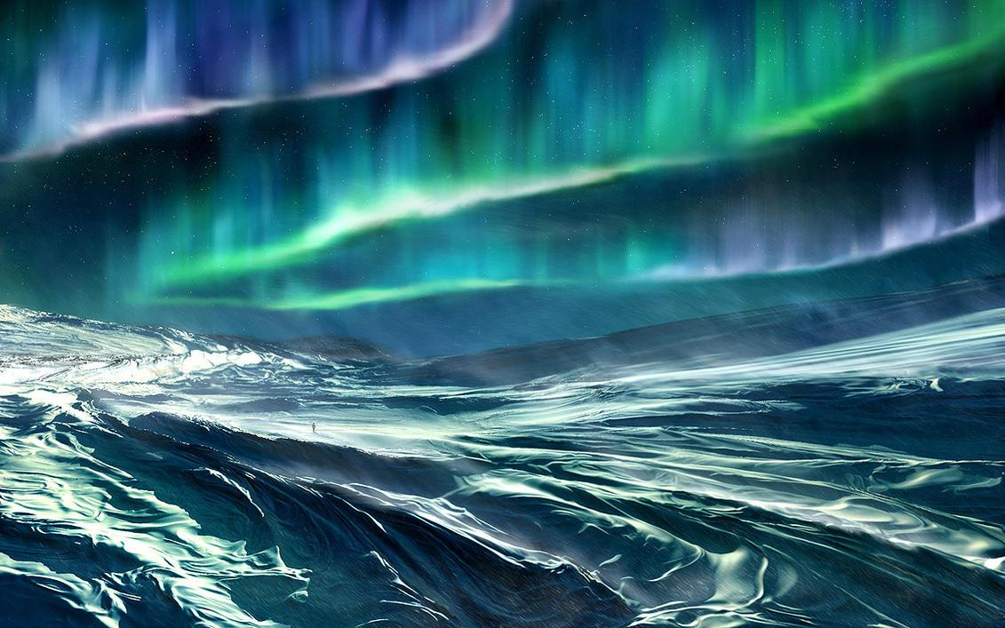 Aurora by Orikon