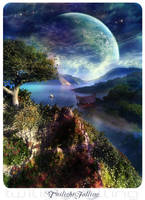 Twilight Falling by Orikon