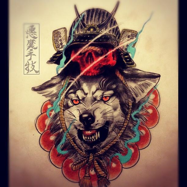 Tatto de Lobo Okami__by_lewisbuckleyart-d50xxdi