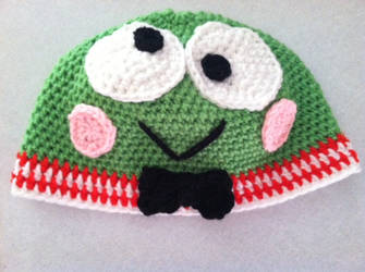 Crochet Kerroppi by Twinsdatstitches