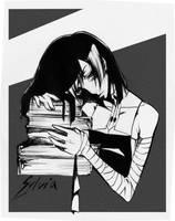 Booklover - Sylvia by Tanashi