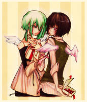 Lazu and Noa Present by Tanashi