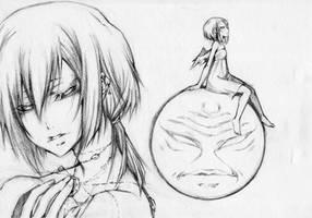 Ultramarin Sketch by Tanashi