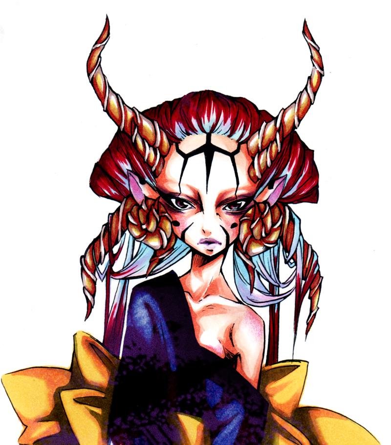 Horns by Tanashi