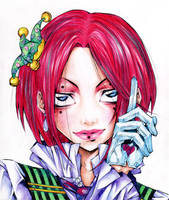 ED Clown - Don't laugh on me by Tanashi