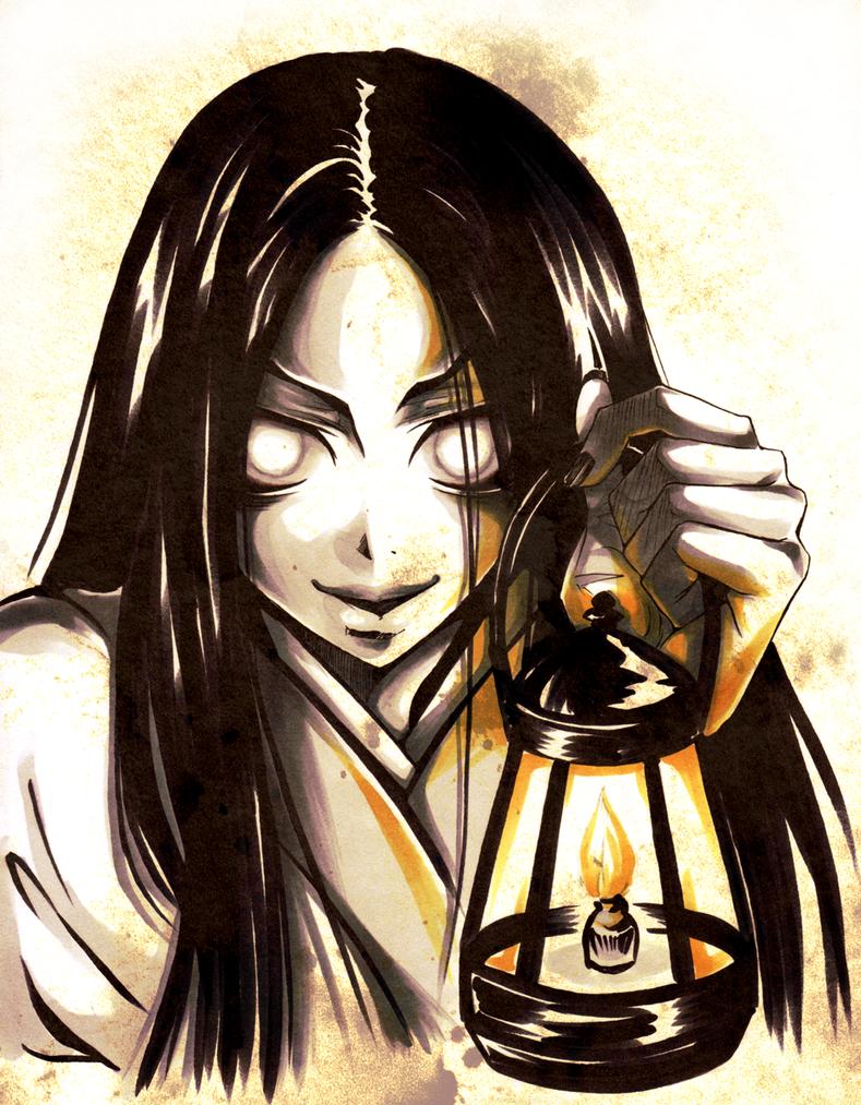 Ghost Girl by Tanashi