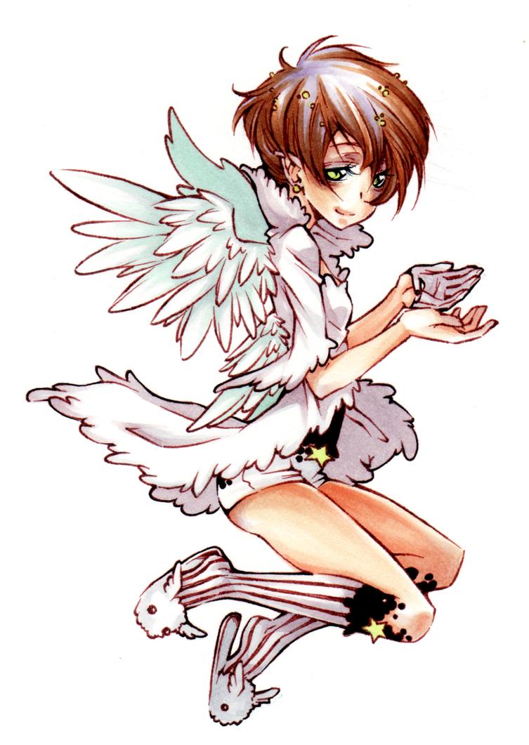Angel by Tanashi