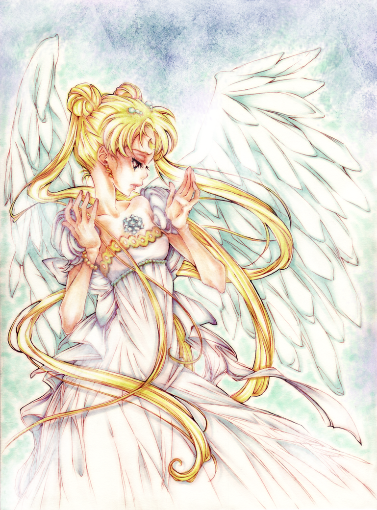 Princess Serenity by Tanashi