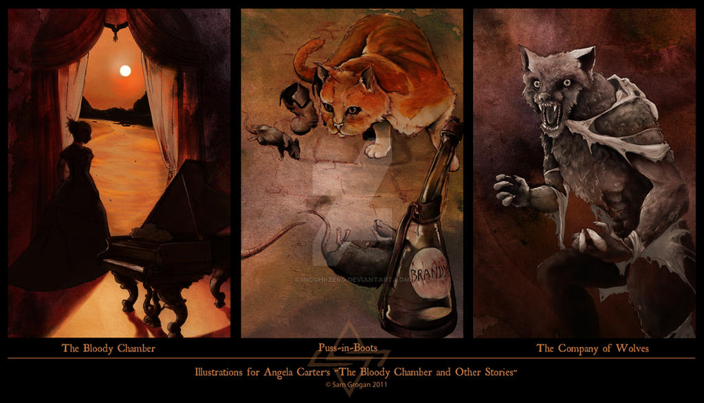 the bloody chamber 2018-8-6 the bloody chamber angela carter jlc spears, university of sunderland • 'the bloody chamber' • based on 'bluebeard'/'la barbe bleue' • 'the courtship of mr lyon' • based on 'beauty and the beast' • 'the tiger's bride' • retelling of 'beauty and the beast.
