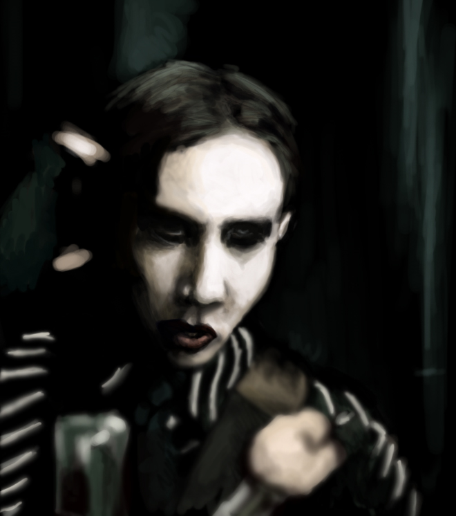 Mr. Manson, again by Inochi-Zero