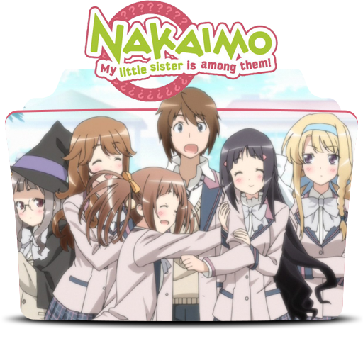 nakaimo my sister is among them by wilmer29 on deviantart