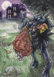 ACEO Treat Theft