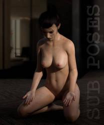 Sub Poses for Genesis 8 Female by RenderHub