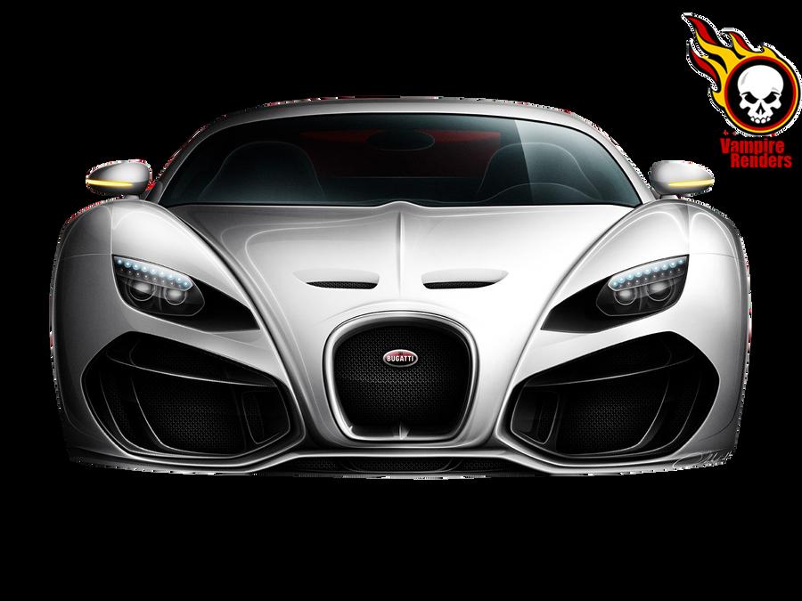 Buggati veyron render by VampireGFX