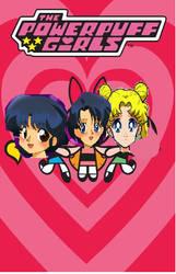 The Powerpuff Girls (1984M Style)