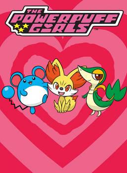 The Powerpuff Girls (2016UC Pokemon Style)