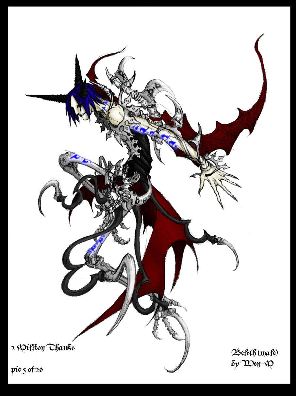 Beleth by evilmeatmonkey