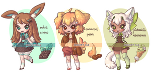 Dessert adoptables 01-03 - (CLOSED)
