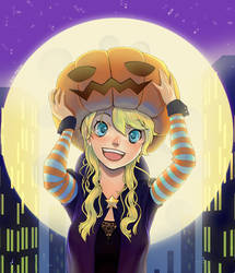 Halloween 2014 by Maiiyu