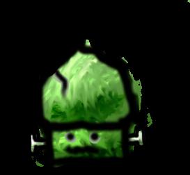 Frankenstein Cupcake by EvilZombieGirl