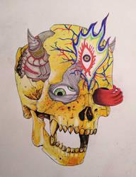 Tool Skull