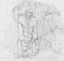 Loron Schattenpfeil by hippiegothelfe