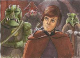 Jedi in Jabba's World by LauraInglis