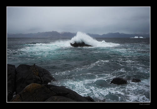 A stormy day